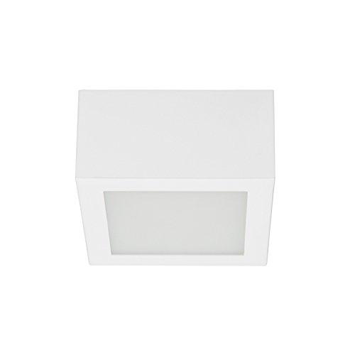 Linea Light _ Box led-sq mural/plafond 11 x 11 cm Blanc