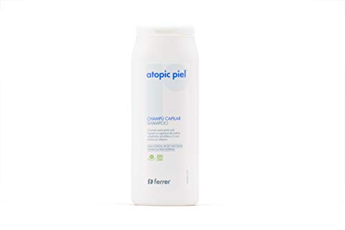 ATOPIC PIEL champú capilar pieles atópicas bote 200 ml