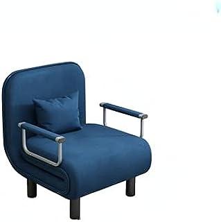 Wollet Simple Lazy Sofá cama plegable individual doble pequeño apartamento alquiler habitación salón balcón sofá silla mul...