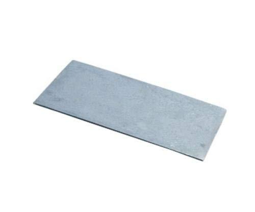 QLS Herdplatte Kochplatte aus Gusseisen Kochfeld voll Ofenplatte für Ofen 40,5 x 24 cm