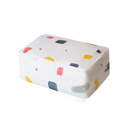 Kimyu Borsa portapiumini - Borse Porta Abiti Grandi - Portaoggetti per Rifiniture sotto Il Letto a Prova d'umidità per la casa - Organizer per imballaggio Mobile per la casa
