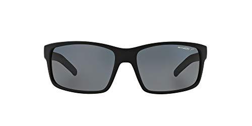 Arnette Fastball Gafas de Sol, Fuzzy Black, 62 para Hombre