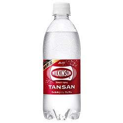 アサヒ飲料 ウィルキンソン タンサン 500mlペットボトル×24本入×(2ケース)