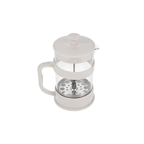 CZFSKCZ Tetera, Tetera de la Olla de fabricación de café de 350 ml con Filtro para la Oficina en casa