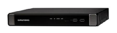 GRI-K1104A-3 GRUNDIG, 4-Kanal Full HD H.264 Netzwerkrekorder 3TB