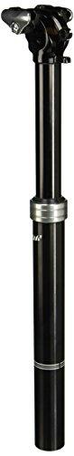 Xlc Tija de sill/ín telesc/ópica All MTN con Mando a Distancia SP-T12 449 mm Unisex Adulto Color Negro