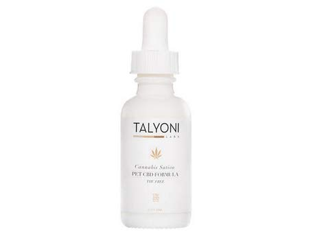 Talyoni New Shipping Free Pet Formula Year-end annual account Tincture - 1oz