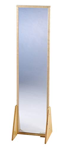 Childcraft 2 Position Acrylic Mirror, Large, 13-1/4 x 11-3/4 x 48-1/2 Inches - 271504