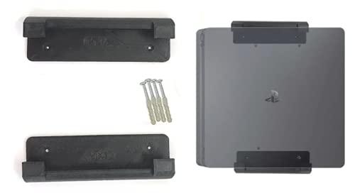Suporte De Parede Vertical Para Playstation 4 Slim Ps4
