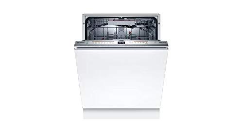 Bosch Electrodomésticos SMV6EDX57E Serie 6 - Lavavajillas totalmente retráctil, 60 cm