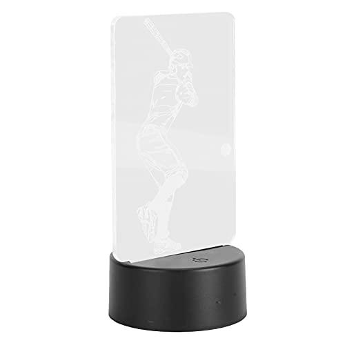 Liyong Luz Nocturna, Lámpara USB Práctica Fácil De Usar para Uso Doméstico