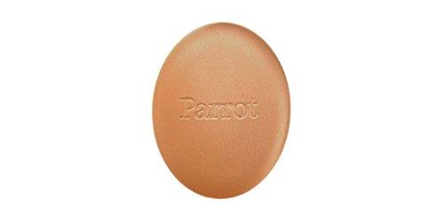 Parrot Cache Batterie pour Zik 3 Motif Grené Marron