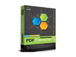 PDF Converter Professional Enterprise / v5.0 / Windows / englisch / DVD / 10 User