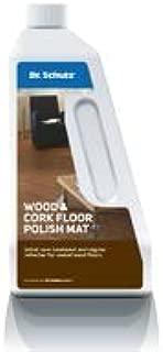 cork floor polish
