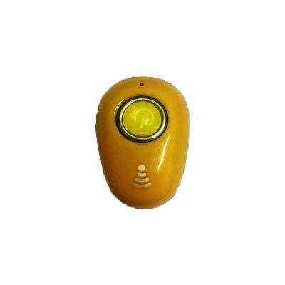 Fovely Mini In-Ear Bluetooth 4.1 Estéreo Auricular Bluetooth Auricular Invisible Inalámbrico Deporte Manos Libres Auricular