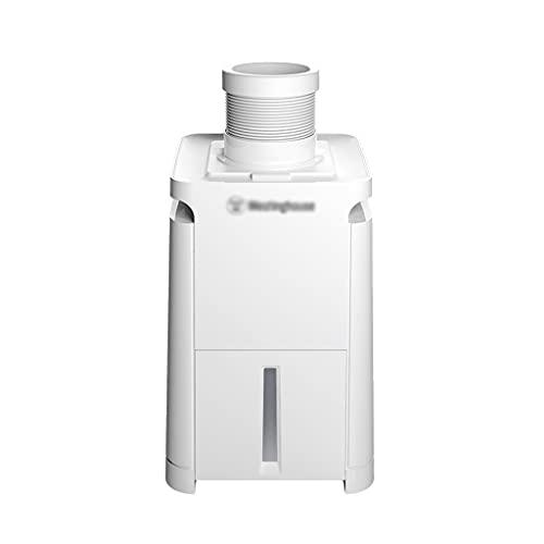 ZAJ Raffreddare Condizionatore d'Aria Portatile,radiatore di Aria condizionata Spaziale Personale Tranquillo per la casa Portatile (Color : White)