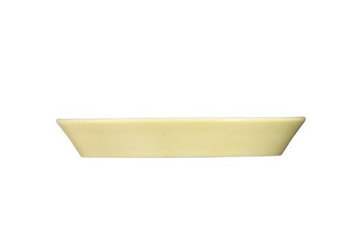 Arzberg Tric Gelb Kaffee-Untertasse, Porzellan, Yellow, 15.4 x 15.4 x 9 cm