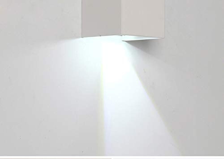 @Wandleuchte Wandleuchte Balkon Outdoor Kreative Einfache Wasserdichte LED Wandleuchte Wandlampe (Design   B)