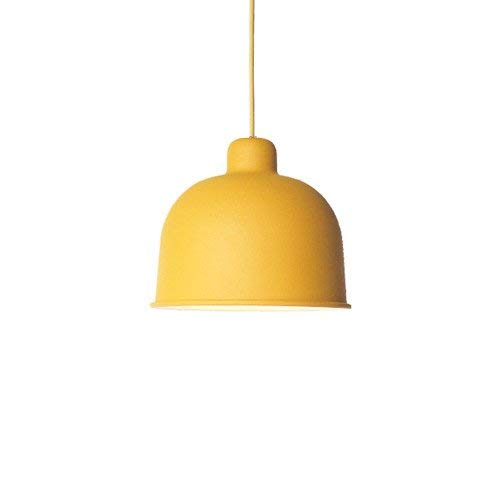 Berlato 1-Light Simple Creative Iron Metal Pendant Light...