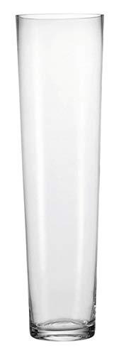 LEONARDO 029557 Vaso Conico 70 cm, Colore: Chiaro