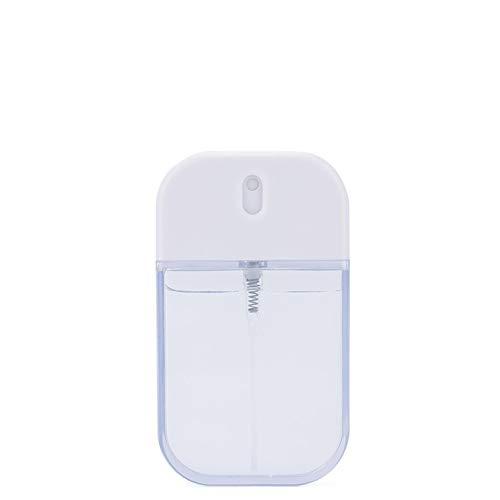 BST&BAO Botella de Spray portátil pequeña de 35 ml, Botella de Spray de Niebla Fina de Viaje, envases vacíos de Viaje Recargables, Botellas de Spray de plástico portátiles