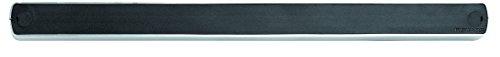 Fiskars Barre magnétique murale pour couteaux, Longueur: 32 cm, Métal/Plastique, Functional Form, Noir/Acier, 1001483