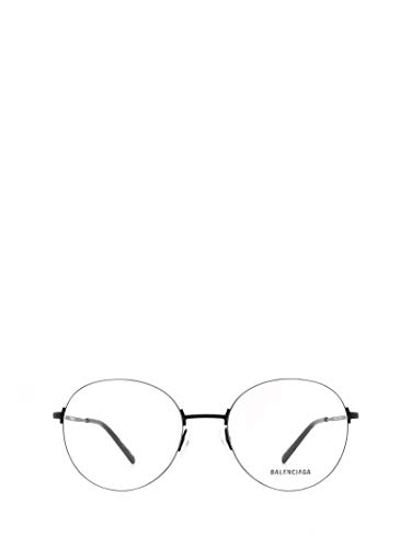 Balenciaga Luxury Fashion Herren BB0035O001 Grau Metall Brille   Jahreszeit Permanent