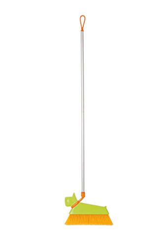 Viceversa Doggy Scopa, Verde, 4.5x33x145 cm