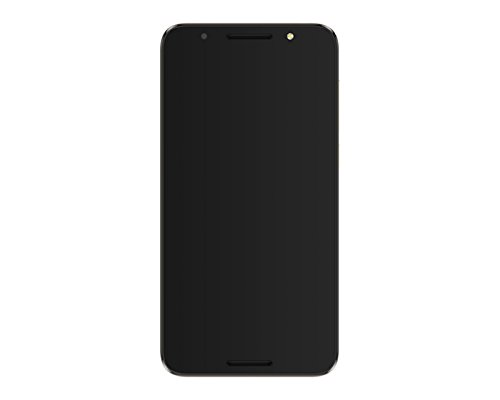 Alcatel Smartphone A3 Plus 3g 5011 Negro AT&T pre-Pago