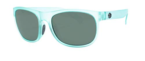 Unsinkable Polarized Unisex Nomad floating polarized sunglasses, Seaglass