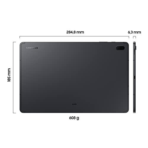 Samsung Galaxy Tab S7 FE 12,4 Zoll 5G Android Tablet Mystic Black