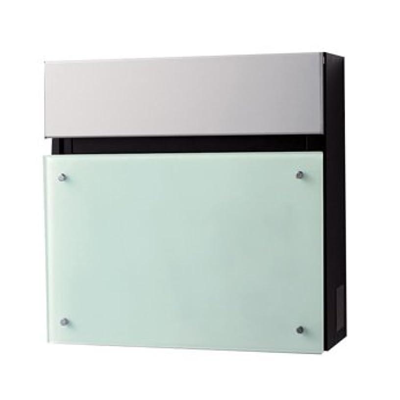 エーカー広範囲のどパナソニック製おしゃれ郵便ポスト フェイサスS-3 CTC2002S メールボックス