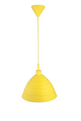Ranex Deckenleuchte, E27, Gelb