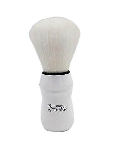 FURBO - IL PENNELLO DA RASATURA - SETOLA WHITE SYNT - Shaving Brush 26mm
