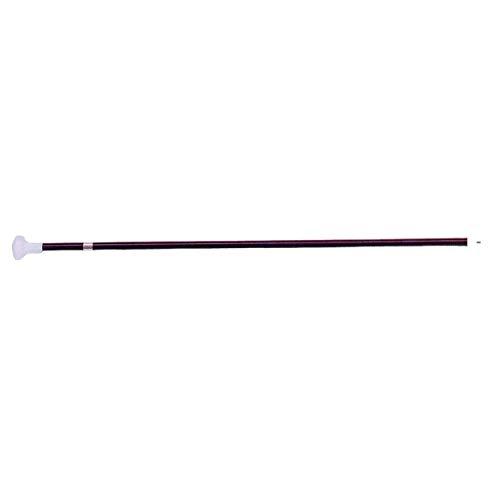Aptafêtes - AC0230 - Canne à pommeau PVC embout plastique bruiteur amovible - Taille 80 cm