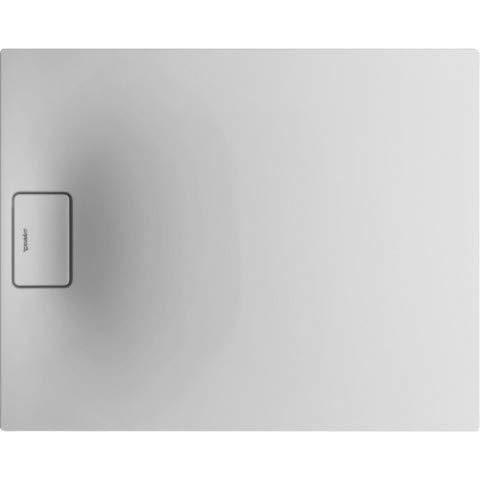 Duravit Duschwanne Stonetto 1200x1000x50mm Rechteck, Beton grau, 720168180000000
