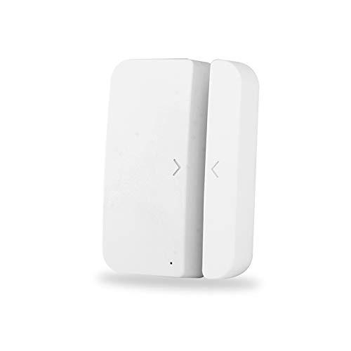 WiFi Türalarm Fenstersensor Detektor Smart Home Sicherheit Tuya SmartLife App Control Kompatibel Amazon Alexa Google...
