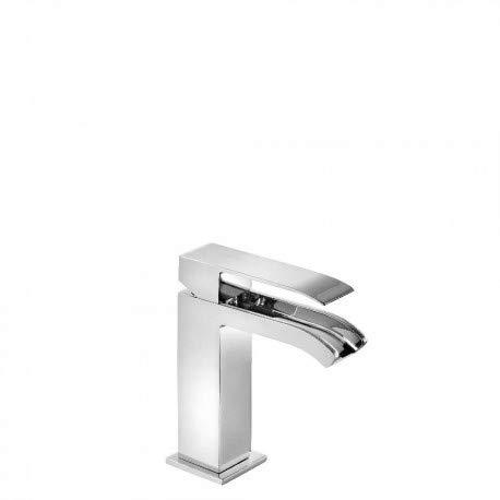 Tres grifería 611001 – drie waterkranen 00 – uitloopkraan voor wastafel zonder waterval. * Opmerking: watervalkraan met 2 sleutels voor controlefilter (ref: 91.34.525).