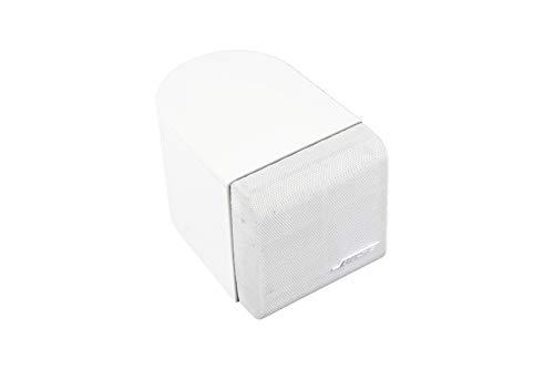 Bose Einzelcube Lautsprecher Weiss Cube Satellite Series II