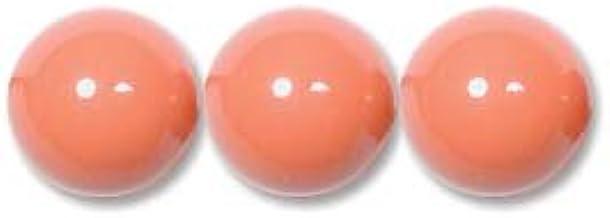 Swarovski Elements Crystal Pearl Beads 5810 3mm Coral (100)