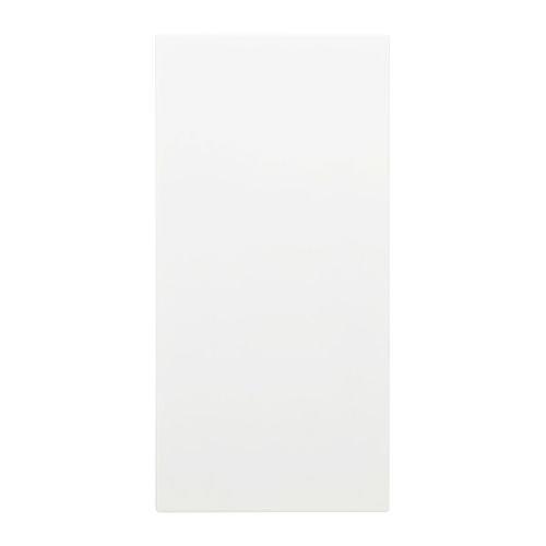 IKEA SPONTAN - Pizarra magnética, blanco - 37x78 cm