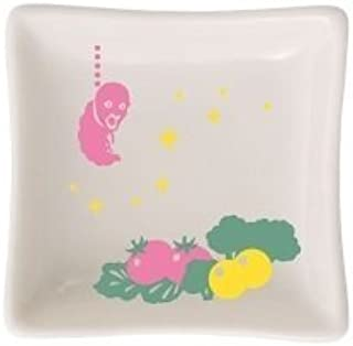 一番くじ 銀魂~美味しいものは糖とマヨでできている~ F賞 ミニ小皿 パンデモニウム柄 単品