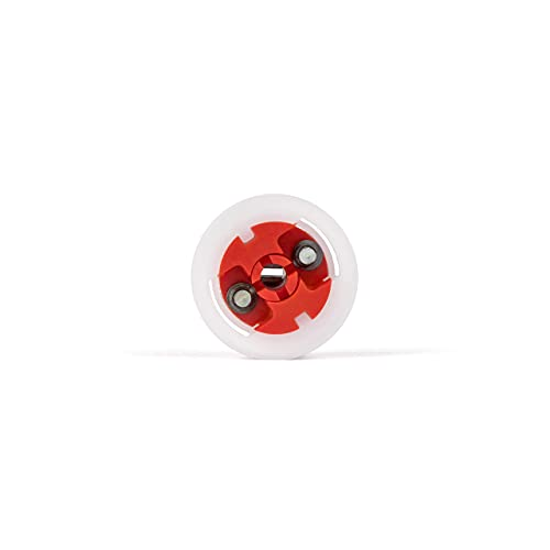 GripIt GSHELFKIT2 - Estantería completa, color rojo