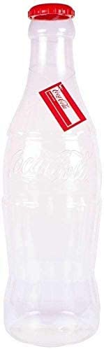 Official Coca Cola Money Saving Bank Bottle Box Coke 2Ft Tall product image