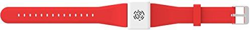 TUCUMAN AVENTURA - Ultrasonido Pulsera, antimosquitos portátil. (Rojo)