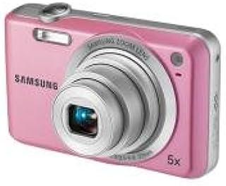 Samsung ES ES65 Cámara compacta 10.3MP 1/2.33 CCD 3648 x 2736Pixeles Rosa - Cámara Digital (103 MP 3648 x 2736 Pixeles 1/2.33 CCD 5X Rosa)