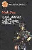 La letteratura inglese dai romantici al Novecento