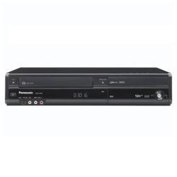 Panasonic DMR-EZ49VECK - Grabador de DVD con VHS