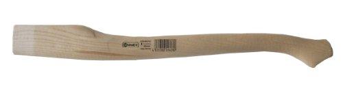 Connex Axtstiel aus Eschenholz, mit Keilschlitzen, Kuhfuß, für Axt 1250 g Länge, 700 mm