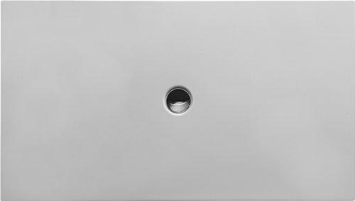 Duravit Bodenbündige Duschwanne 160x90cm Rechteck, weiß, 720092000000000